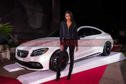 Celeb Sightings: Nas, DJ Cassidy & OBJ & Spotted at Mercedes-Benz Events in Houston #SuperBowl17 [Photos]