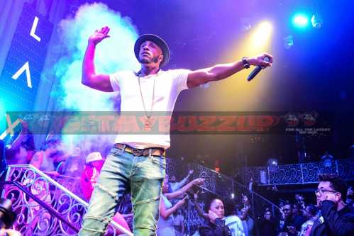 Celeb Sighting: Mystikal Returns to LAX Nightclub to Perform for a Packed House [Photos]