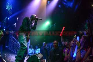 West Coast Rap Maverick Too Short Returned to LAX Nightclub for Throwback Thursday #LAXTBT #WelcometotheClub [Photos]