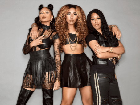"""MATHEW KNOWLES' NEW GROUP BLUSH JOINS SEVYN STREETER ON """"GIRL DISRUPTED"""" TOUR [MUSIC NEWS]"""
