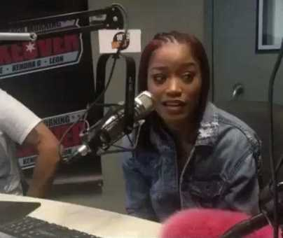 Keke Palmer Responds to Trey Songz Comments on The Breakfast Club [Video]