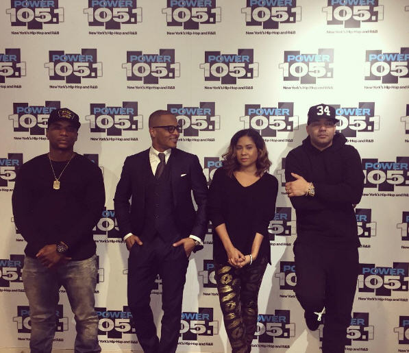 """T.I. Talks His Socially Conscious Album """"Letter to the System"""", His Open Letter to Lil Wayne, The Family Hustle on The Breakfast Club [Interview]"""