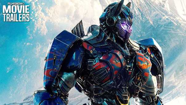 Transformers: The Last Knight   The world is dying in Super Bowl Big Game Trailer