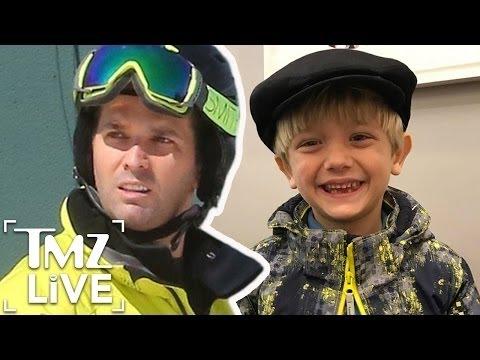 Donald Trump: Family Ski Accident   TMZ Live