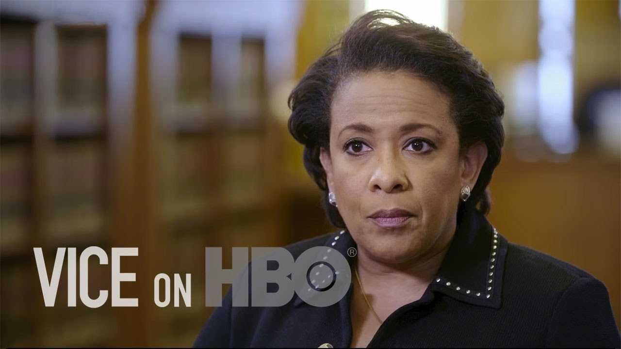 Loretta Lynch on Why Trans Rights are Civil Rights - VICE on HBO (Preview)