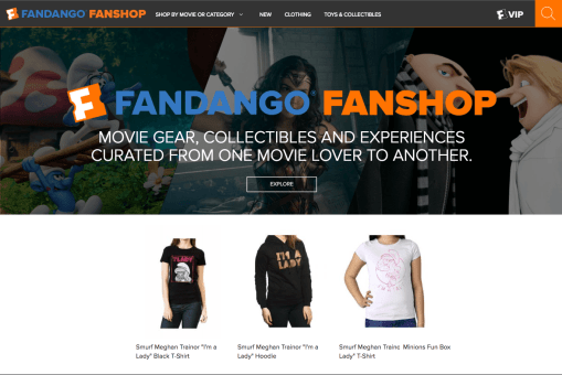 "Meghan Trainor Unveils ""I'm a Lady"" Smurf Apparel on Fandango FanShop [Fashion]"