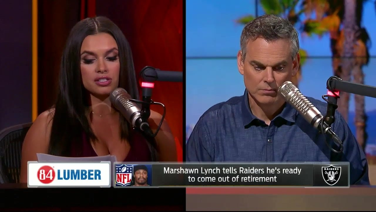 Marshawn Lynch told the Oakland Raiders he is ready to go | THE HERD