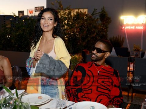 Jhené Aiko and Big Sean