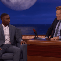 "Demetrius Shipp Talks ""All Eyez On Me"" on CONAN [Interview]"