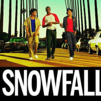 Snowfall | Prometheus Rising #snowfall [Tv]