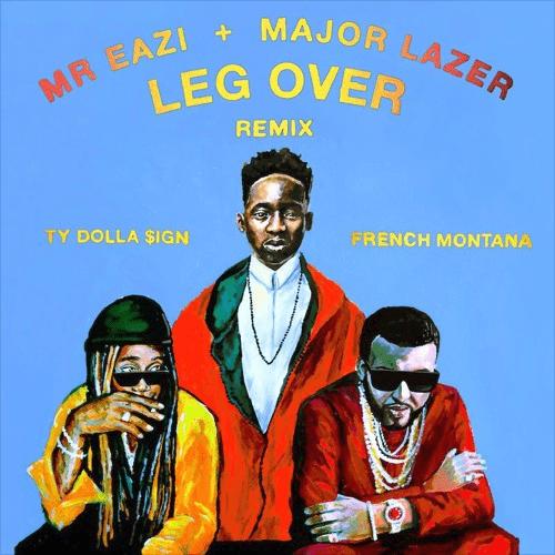 Mr Eazi & Major Lazer