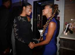 Mandatory Credit: Photo by Andreas Branch/Variety/REX/Shutterstock (9064182bh) Gabrielle Union and Ryan Michelle Bathe Variety and Women in Film Emmy Nominee Celebration, Inside, Los Angeles, USA - 15 Sep 2017