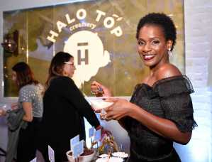 Mandatory Credit: Photo by Stewart Cook/Variety/REX/Shutterstock (9064188bb) Kelsey Scott Variety and Women in Film Emmy Nominee Celebration sponsored by Halo Top, Los Angeles, USA - 15 Sep 2017