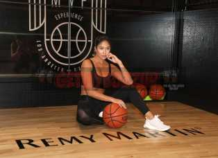 TORRANCE, CA - NOVEMBER 02: Guests attend The Launch of The House Of Remy Martin MVP Experience at Shoot 360 on November 2, 2017 in Torrance, California. (Photo by Jerritt Clark/Getty Images for Remy Martin)