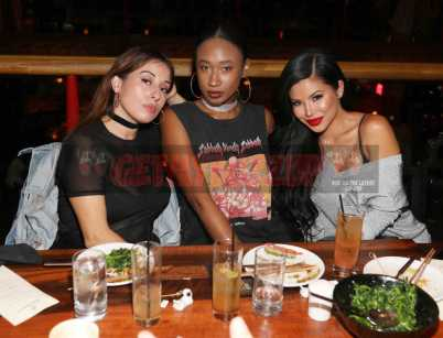LOS ANGELES, CA - NOVEMBER 02: Guests attend The MVP Experience Launch Dinner hosted by The House of Remy Martin at Tao on November 2, 2017 in Los Angeles, California. (Photo by Jerritt Clark/Getty Images for Remy Martin)
