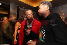 LAS VEGAS, NV - NOVEMBER 09: (L-R) Yo Gotti and Zaytoven attend The Remy Martin Producers Series Season 4 Finale on November 9, 2017 in Las Vegas, Nevada. (Photo by Johnny Nunez/Getty Images for Remy Martin)