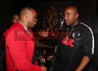 LAS VEGAS, NV - NOVEMBER 09: (L-R) Yo Gotti and Noreaga attend The Remy Martin Producers Series Season 4 Finale on November 9, 2017 in Las Vegas, Nevada. (Photo by Johnny Nunez/Getty Images for Remy Martin)