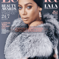 La La Anthony Graces Cover of Latina Magazine's Winter Issue [Magazine Cover]