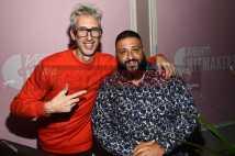 Mandatory Credit: Photo by Michael Buckner/Variety/REX/Shutterstock (9228555g) Stretch Armstrong and DJ Khaled Variety Hitmakers Brunch, Inside, Los Angeles, USA - 18 Nov 2017