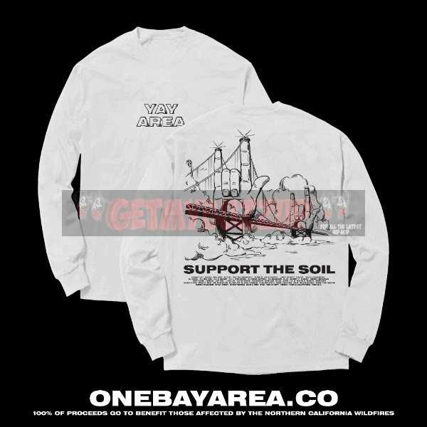 Kehlani, G-Eazy, P-Lo, and More Benefit NorCal Fire Victims with Fundraising Merch Line