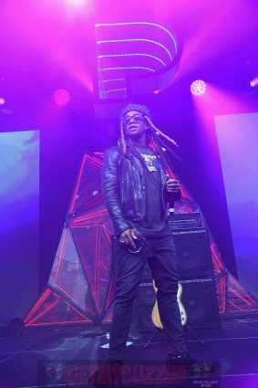 NEW YORK, NY - DECEMBER 05: Ty Dolla Sign performs at Pandora Sounds Like You: 2017 on December 5, 2017 in New York City. (Photo by Theo Wargo/Getty Images for Pandora)