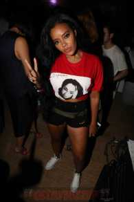 MIAMI BEACH, FL - DECEMBER 07: Angela Simmons Attends The House Of Remy Martin Presents The Hypebeast 100 Awards After Party at Nautilus South Beach on December 7, 2017 in Miami Beach, Florida. (Photo by Johnny Nunez/Getty Images for Remy Martin)