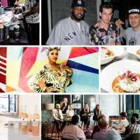 DJ's Mark Ronson, Clark Kent & Tony Touch Amongst Others Attend Style Artist Lounge During Art Basel in Miami [Photos]