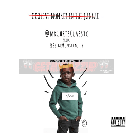 "Chris Classic - ""Coolest Monkey in the Jungle"" [Video]"