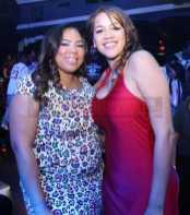 Raquel Harper and Candace McCaney
