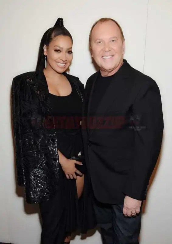 LA LA ANTHONY & ZENDAYA SPREAD LOVE ON V-DAY WITH MICHAEL KORS [PHOTOS]