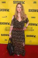 """AUSTIN, TX - MARCH 17: Editor Mariah Rehmet attends the red carpet premiere of """"Rapture"""" during SXSW 2018 at Paramount Theatre on March 17, 2018 in Austin, Texas. (Photo by Daniel Boczarski/Getty Images for Netflix) *** Local Caption *** Mariah Rehmet"""