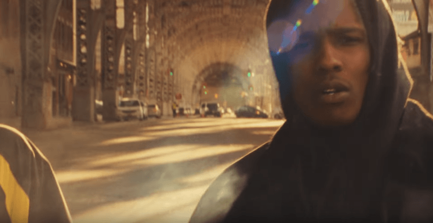 A$AP Rocky ft. Moby | A$AP Forever [Video]