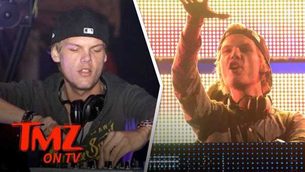 Avicii Gets Remembered By Hollywood   TMZ TV