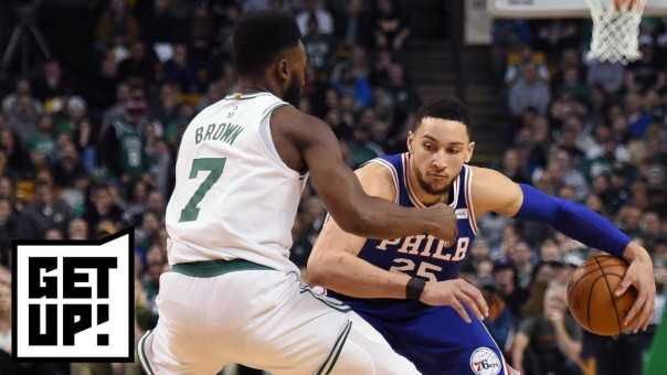 Celtics or 76ers: Which team's future would you rather have? | Get Up! | ESPN