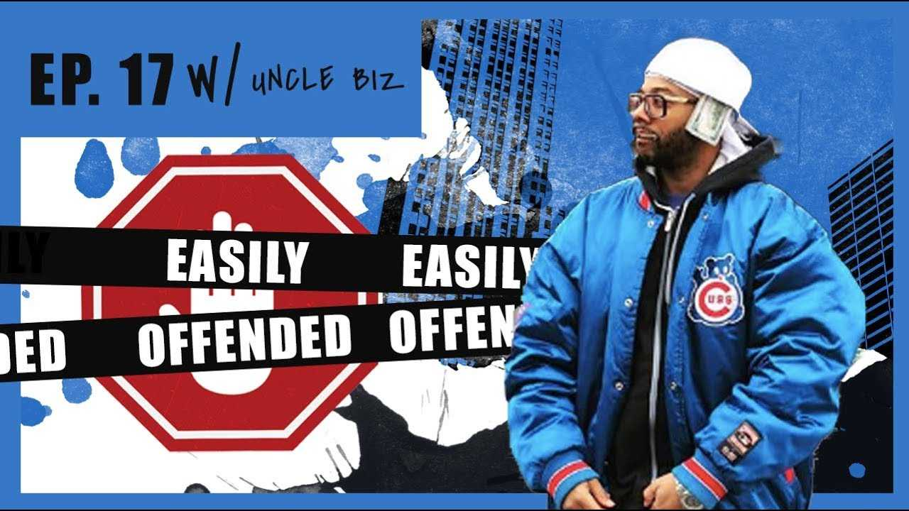 Easily Offended - Ep. 17 - Uncle Biz Talks New Ruff Ryders Anthem, Thug Passion, Sidekicks & More