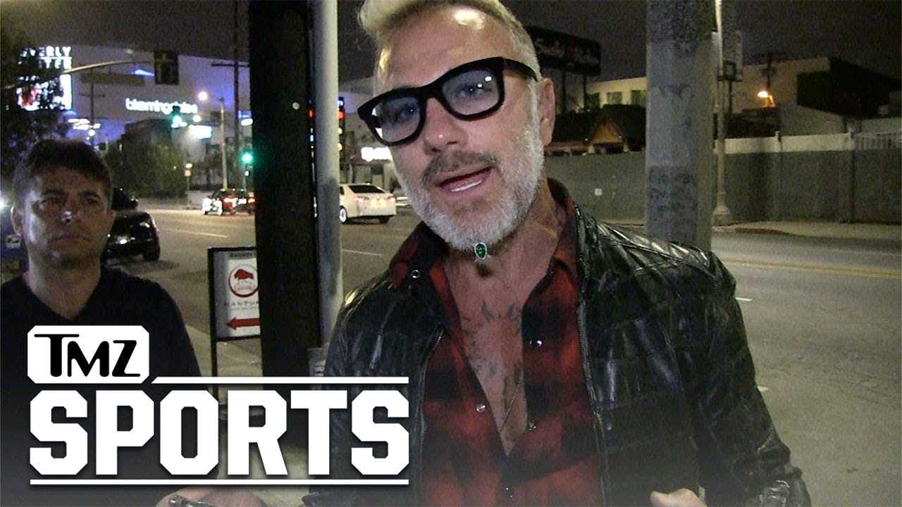 Gronk Praised By World-Famous DJ Gianluca Vacchi For Avicii Tribute | TMZ Sports