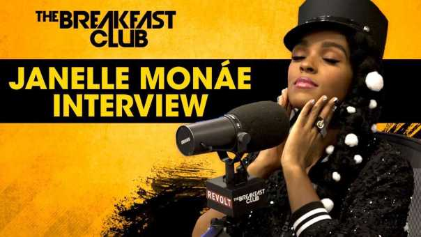 Janelle Monáe Talks New Album, Working With Prince, Empowerment + More