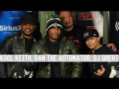 Kool Keith, DJ QBert and Dan The Automator Debate Old and New Rap + Talk Dr. Octagon