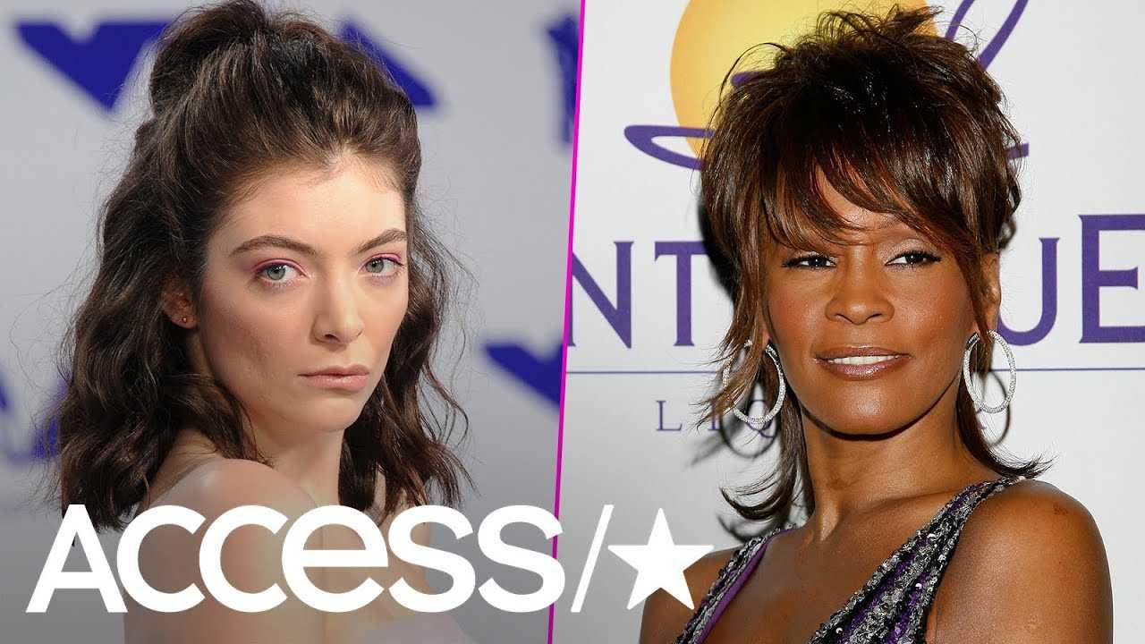 Lorde Apologizes For Quoting Whitney Houston Alongside A Bathtub Photo: 'I'm An Idiot'   Access