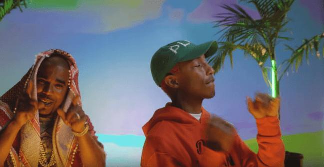 N.O.R.E.   Uno Más feat. Pharrell Williams [Video]