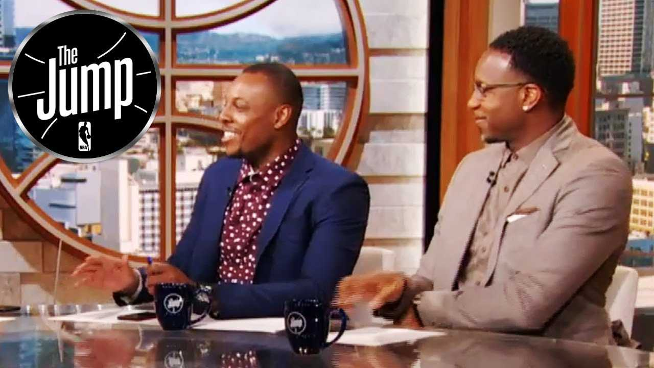 Pierce & McGrady React To Alvin Gentry Calling Jrue Holiday Best 2 Way Player | The Jump