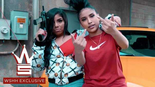 """Blaatina """"Travel Ban Freestyle"""" (WSHH Exclusive – Official Music Video)"""