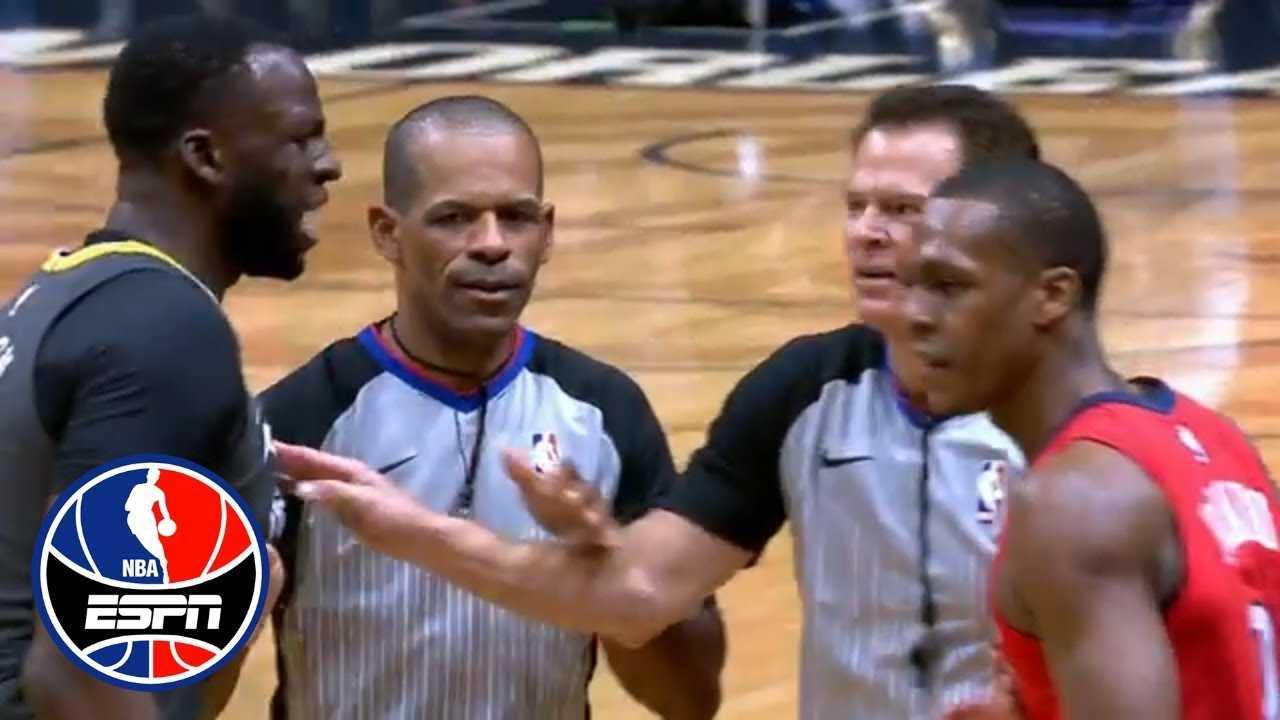 Chauncey Billups to Rajon Rondo: Keep 'pressing on' Draymond Green   NBA Countdown   ESPN