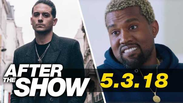 G-Eazy Arrested Overseas & Kanye Inspires a Lot of Memes | After The show