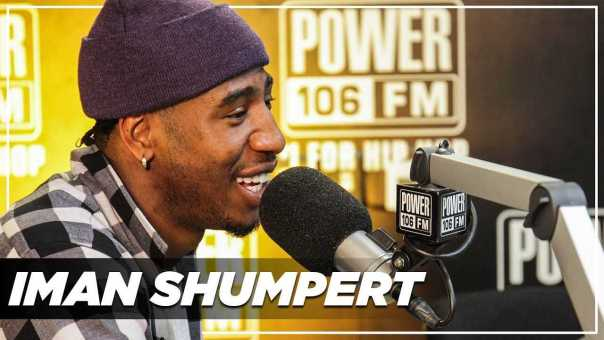 Iman Shumpert – Getting Curved by Teyana Taylor, Making Angry Music, Ye's New Album and more!