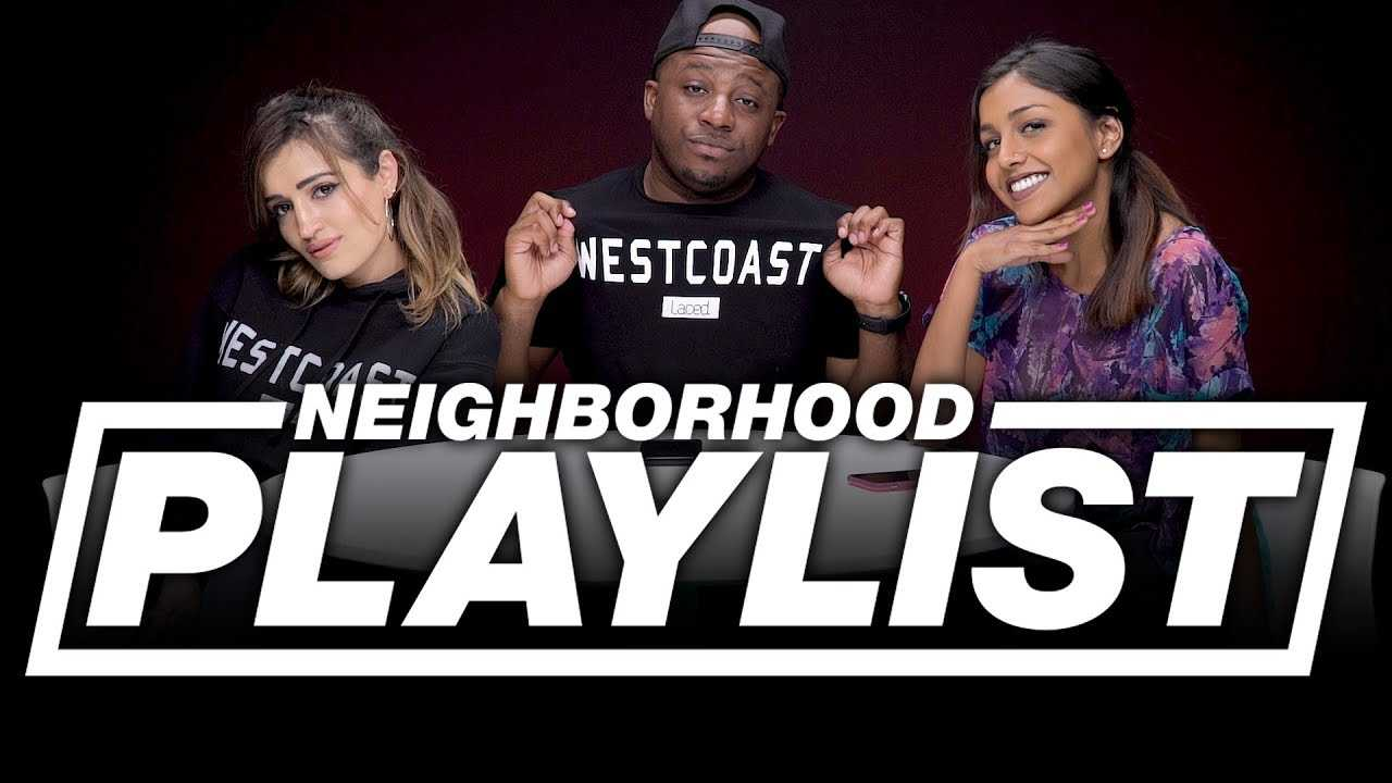 J. Cole vs Bas vs Juice WRLD | Neighborhood Playlist