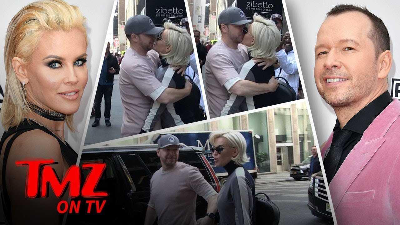 Jenny Mccarthy's Got Her Man Whipped   TMZ TV
