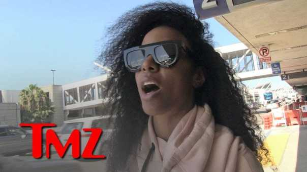 Kelly Rowland Praises Michelle Obama, She IS Forever First Lady | TMZ