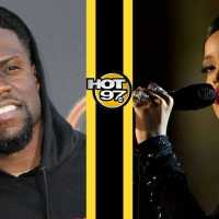 Kevin Hart's Friend Used Sextape To Extort Him + Rihanna Working On Reggae Album!
