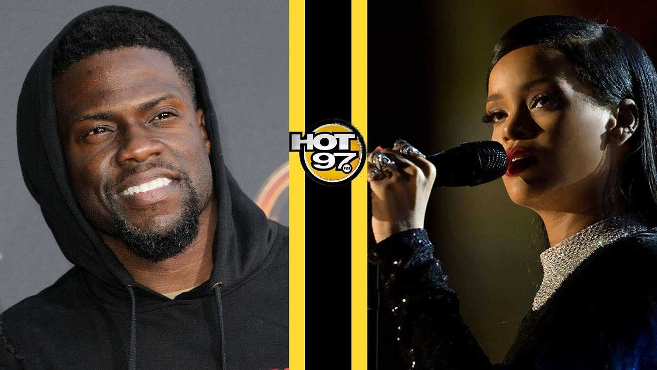 Kevin Hart's Friend Used Sextape To Extort Him + Rihanna Working On Reggae Album!